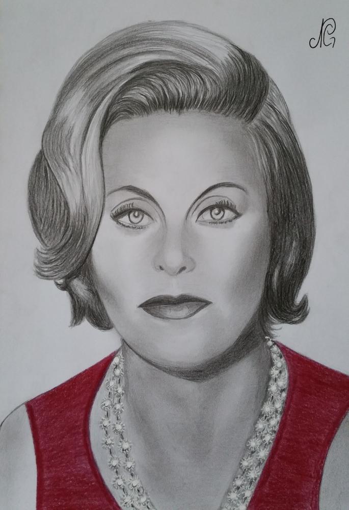 Michèle Morgan por Nicky08